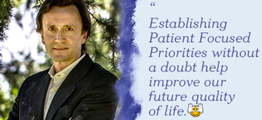 Patient Focused Priorities: Joao's perspective